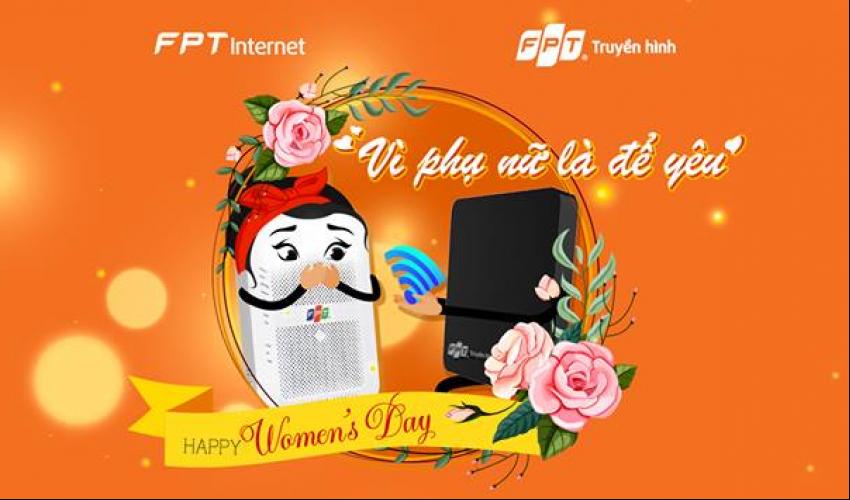 Lắp mạng FPT Đà Lạt Lâm Đồng   Khuyến mãi tháng 3-2021