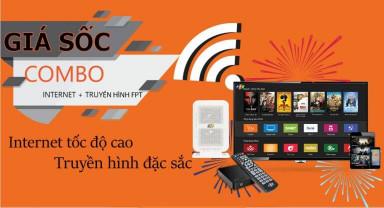 Lắp đặt combo wifi và truyền hình FPT tháng 10/2020 tại Đà Lạt Lâm Đồng